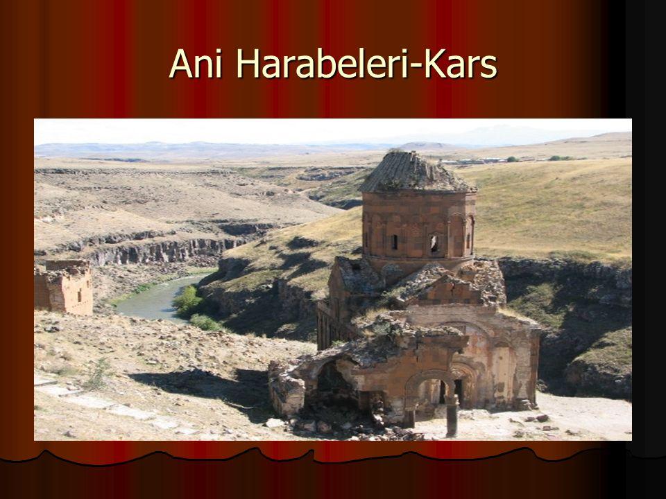 Ani Harabeleri-Kars