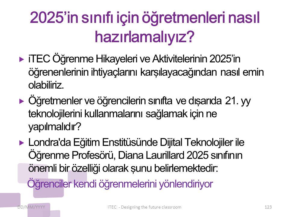 2025'in sınıfı için öğretmenleri nasıl hazırlamalıyız