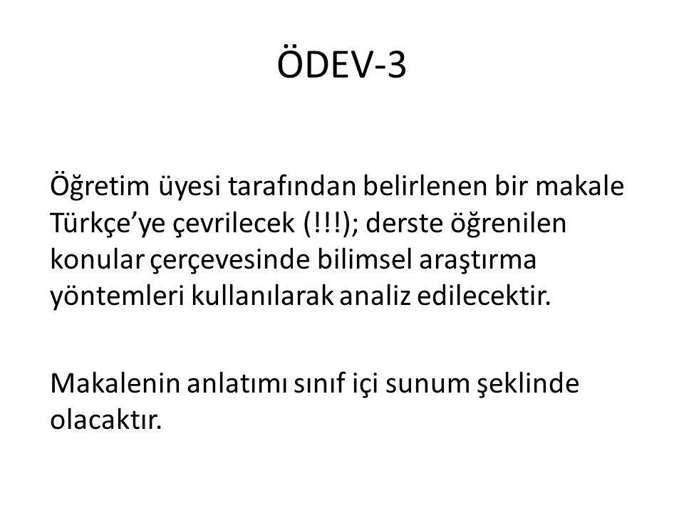 ÖDEV-3