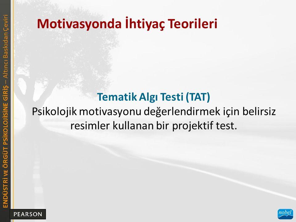 Tematik Algı Testi (TAT)