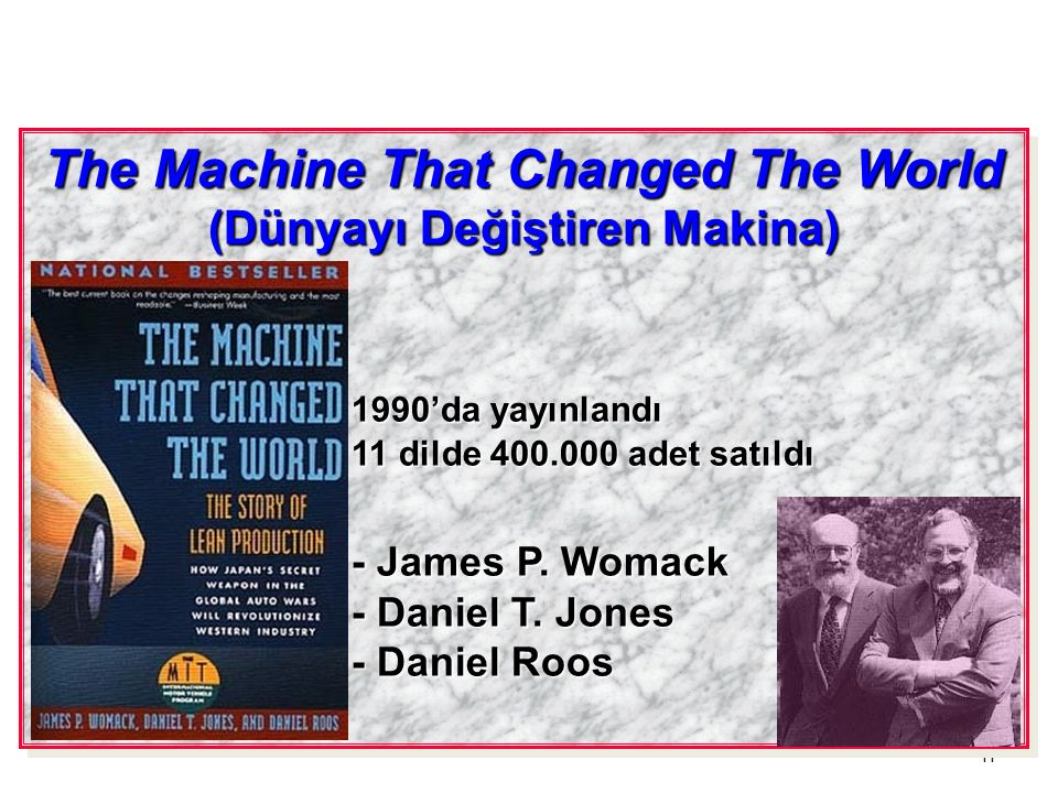 The Machine That Changed The World (Dünyayı Değiştiren Makina)