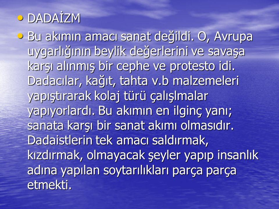 DADAİZM