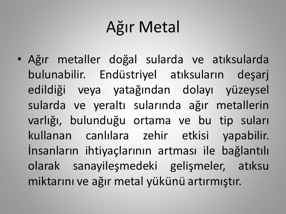 Ağır Metal
