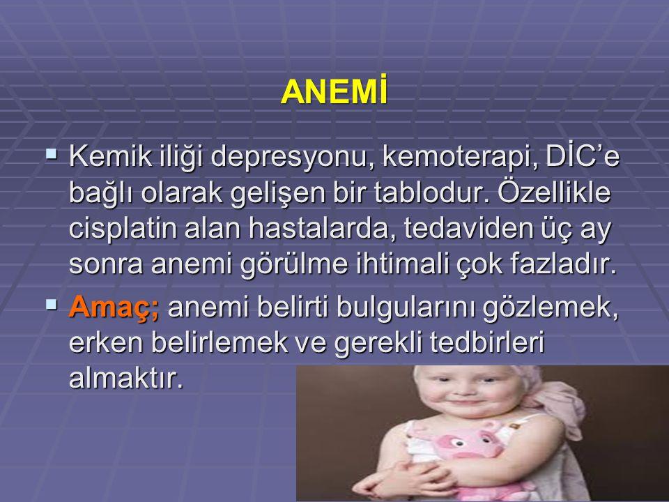 ANEMİ