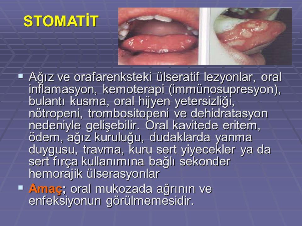 STOMATİT