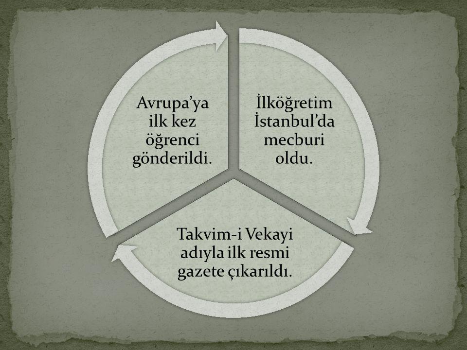 İlköğretim İstanbul'da mecburi oldu.