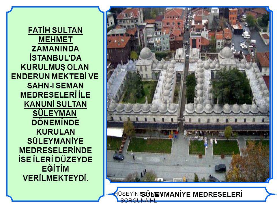 BEYTÜ L-HİKME İÇİNDE KÜTÜPHANE, RASATHANE