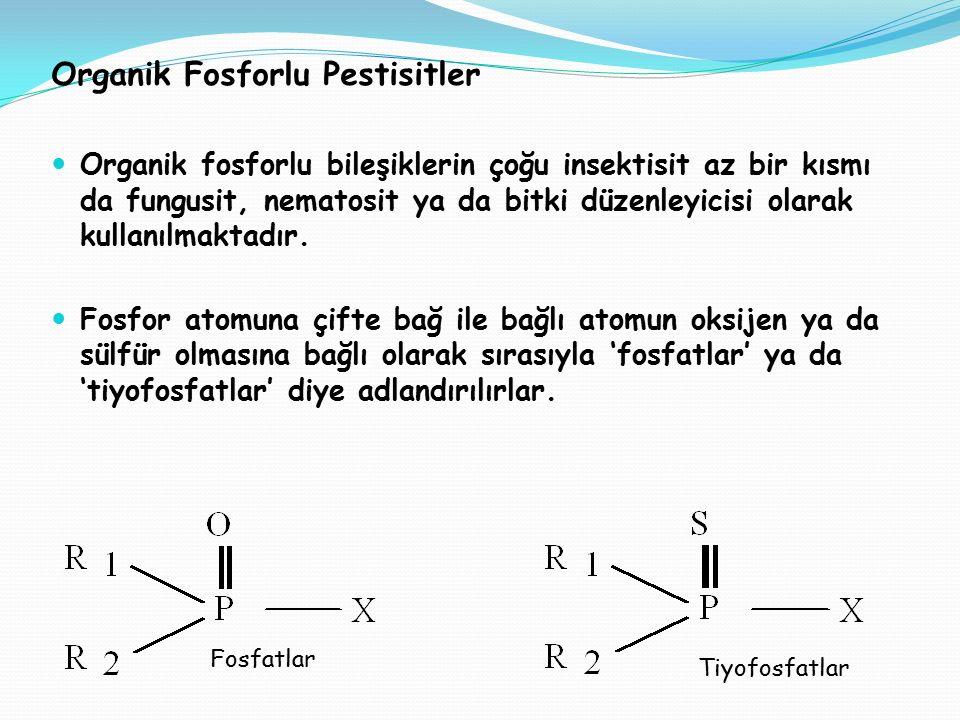 Organik Fosforlu Pestisitler