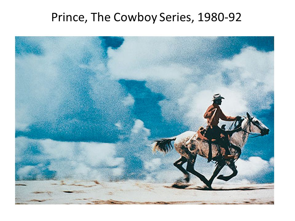 Prince, The Cowboy Series, 1980-92