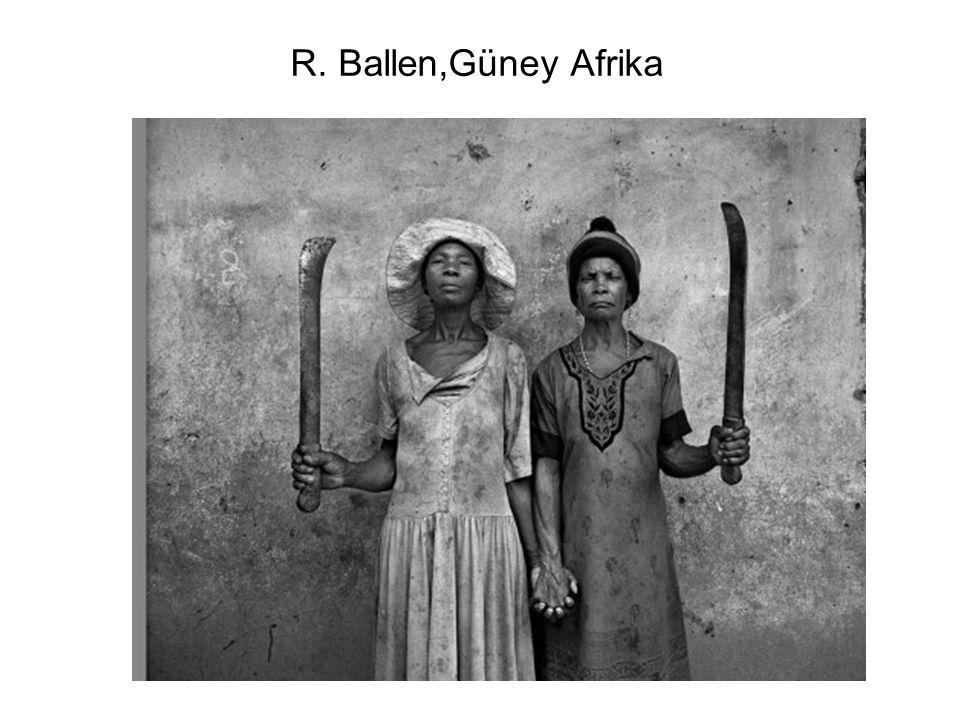R. Ballen,Güney Afrika