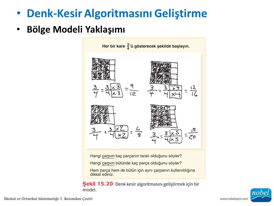 Denk-Kesir Algoritmasını Geliştirme