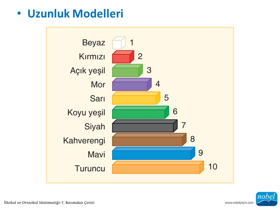 Uzunluk Modelleri