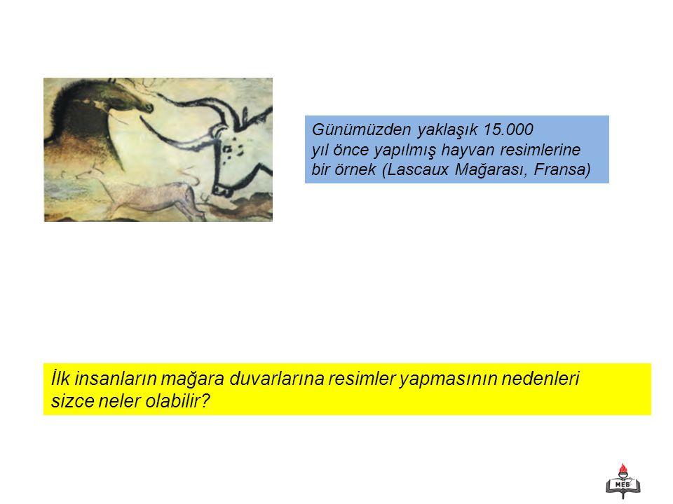 İlk insanların mağara duvarlarına resimler yapmasının nedenleri
