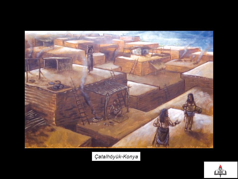 Çatalhöyük-Konya