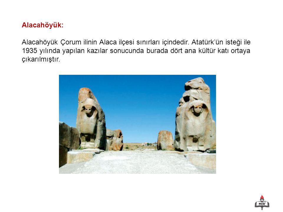 Alacahöyük: