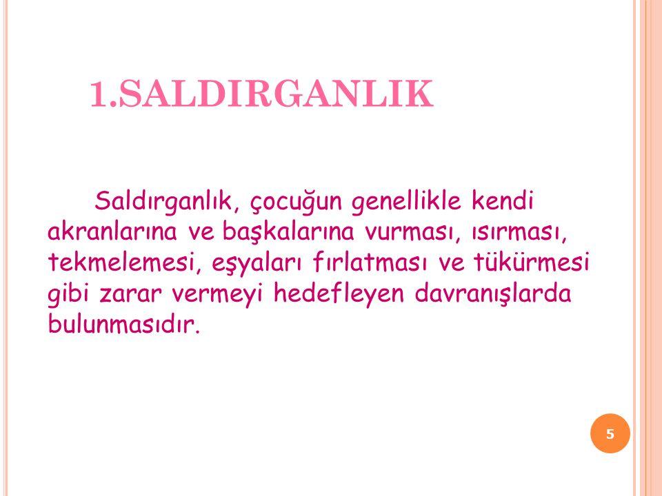 1.SALDIRGANLIK