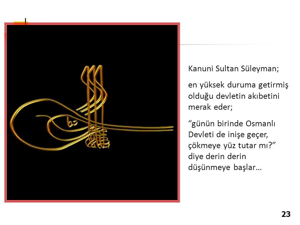 Kanuni Sultan Süleyman;