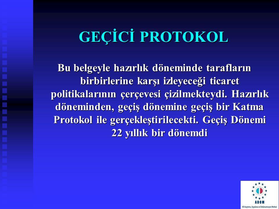GEÇİCİ PROTOKOL