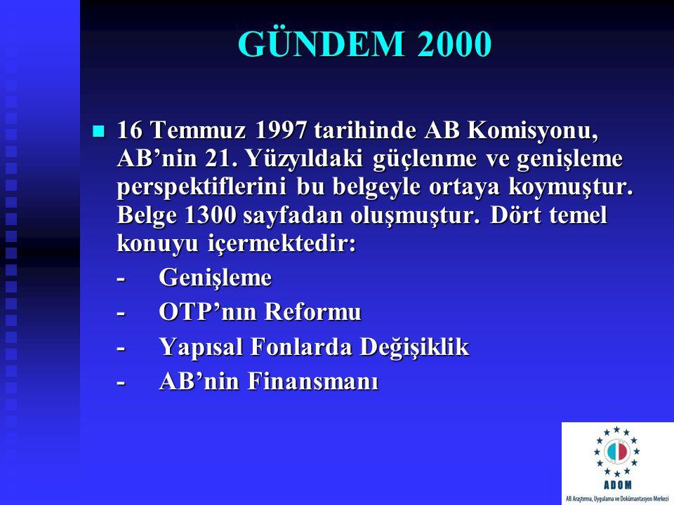 GÜNDEM 2000