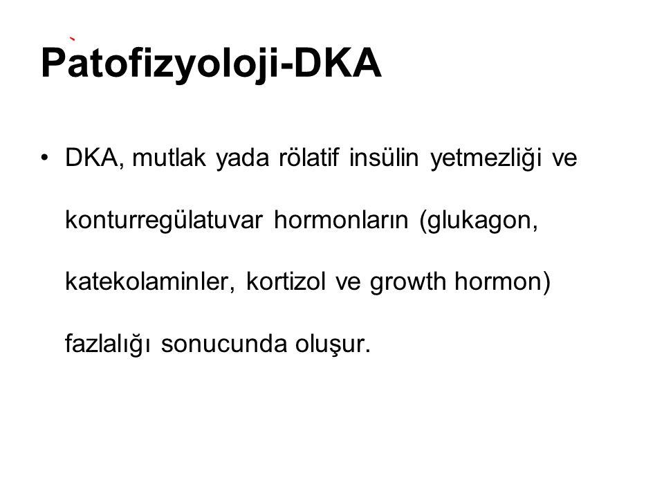 Patofizyoloji-DKA