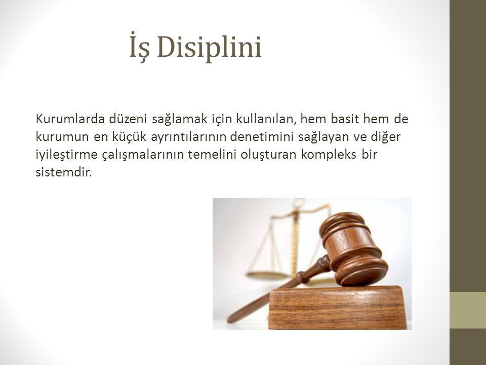 İş Disiplini