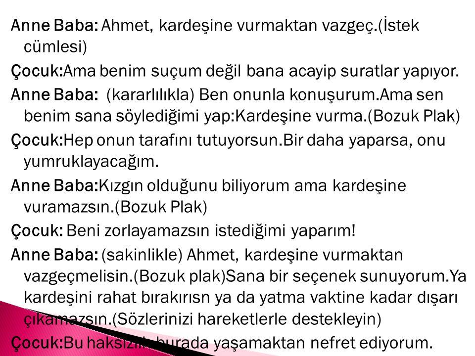 Anne Baba: Ahmet, kardeşine vurmaktan vazgeç