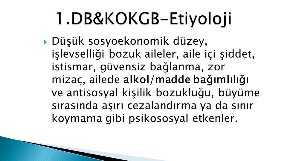 1.DB&KOKGB-Etiyoloji