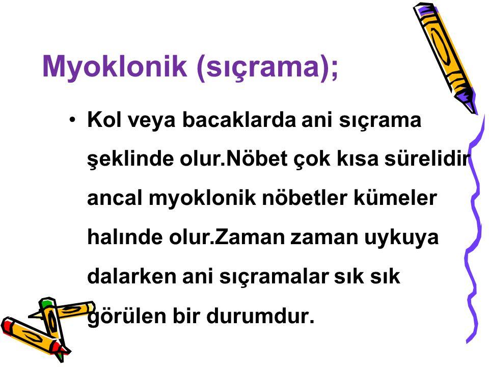 Myoklonik (sıçrama);