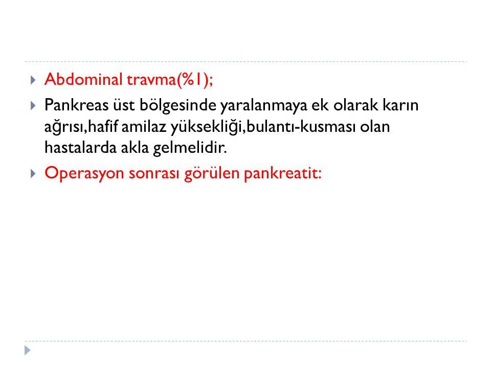 Abdominal travma(%1);