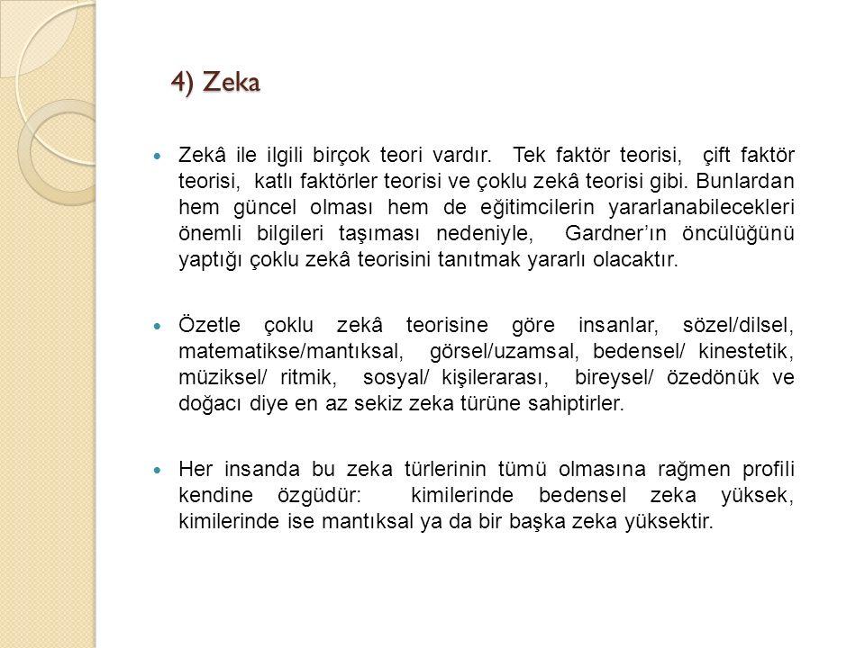 4) Zeka