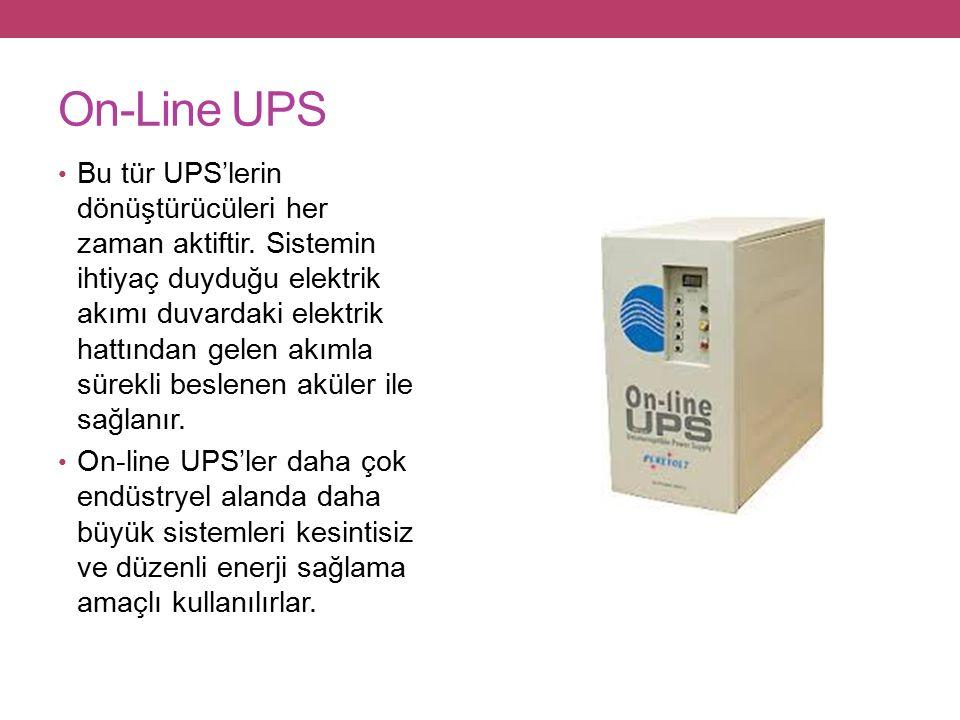 On-Line UPS