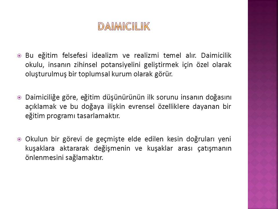 daimicilik