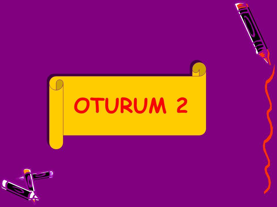 OTURUM 2