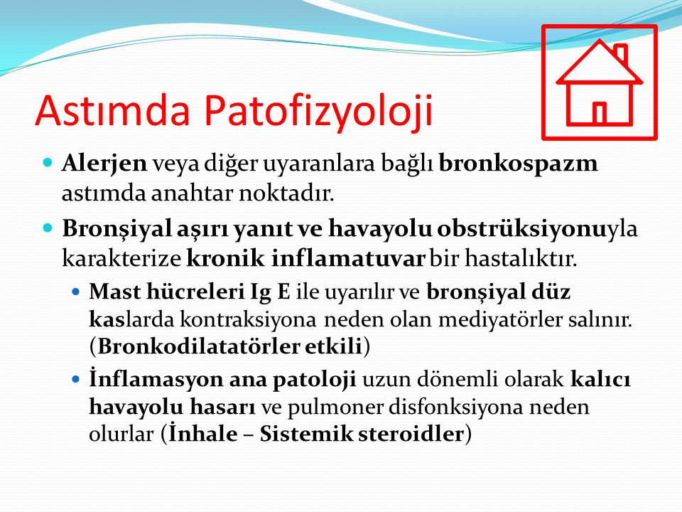 Astımda Patofizyoloji