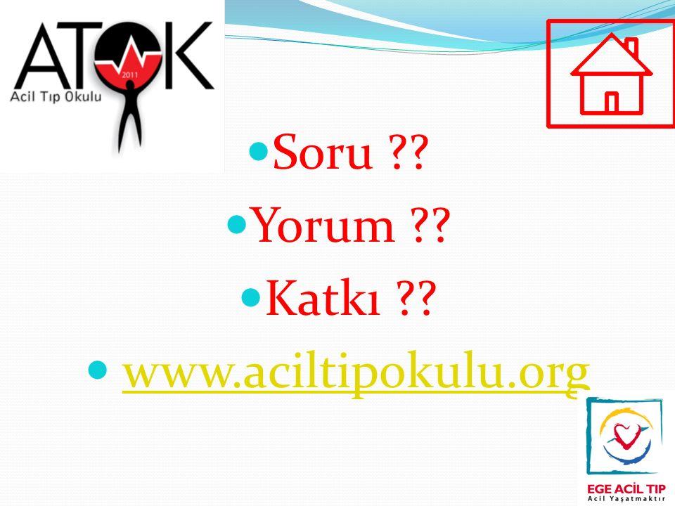 Soru Yorum Katkı www.aciltipokulu.org
