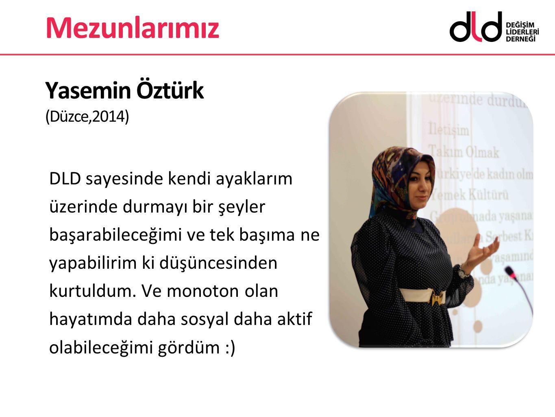 Yasemin Öztürk (Düzce,2014)