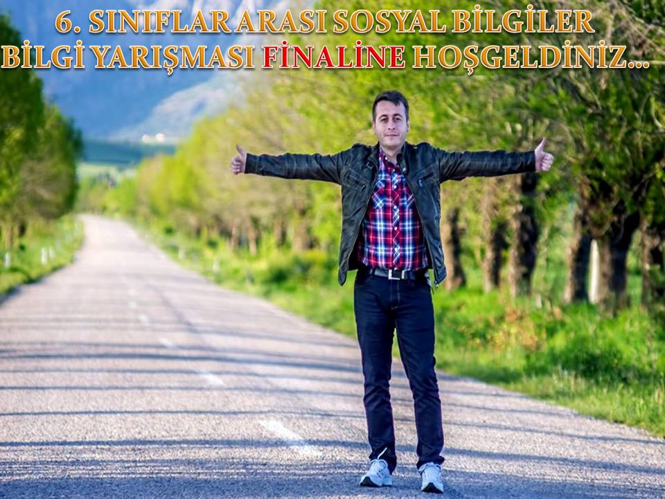 6. SINIFLAR ARASI SOSYAL BİLGİLER
