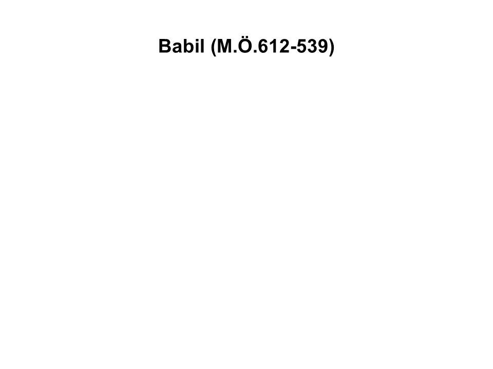 Babil (M.Ö.612-539)