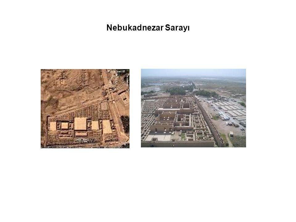 Nebukadnezar Sarayı