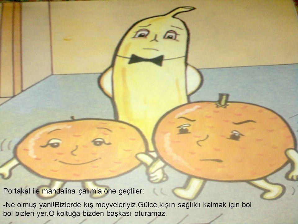 Portakal ile mandalina çalımla öne geçtiler: