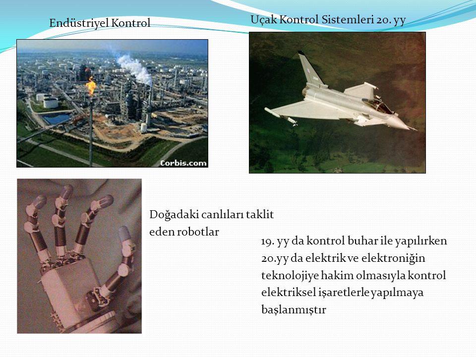 Uçak Kontrol Sistemleri 20. yy