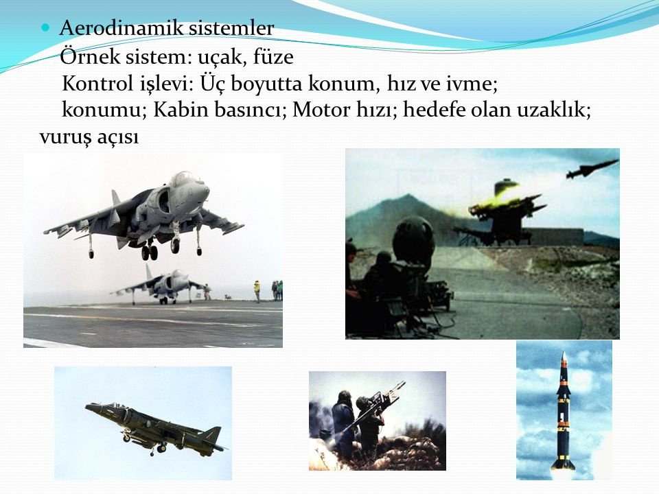 Aerodinamik sistemler