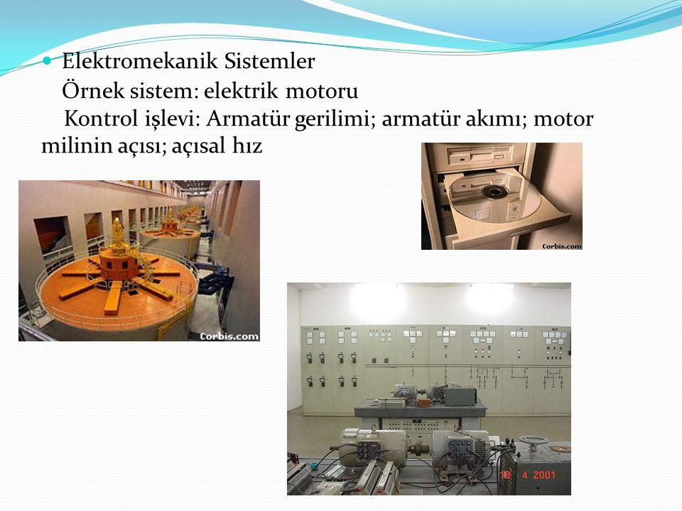 Elektromekanik Sistemler