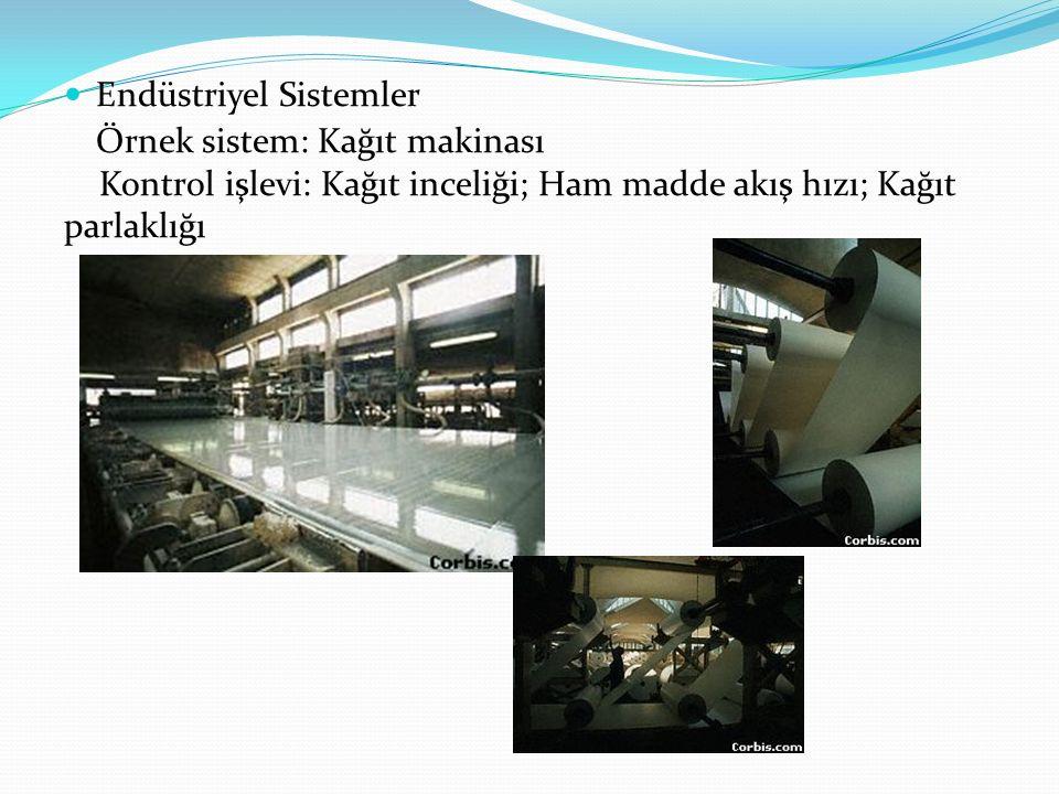 Endüstriyel Sistemler