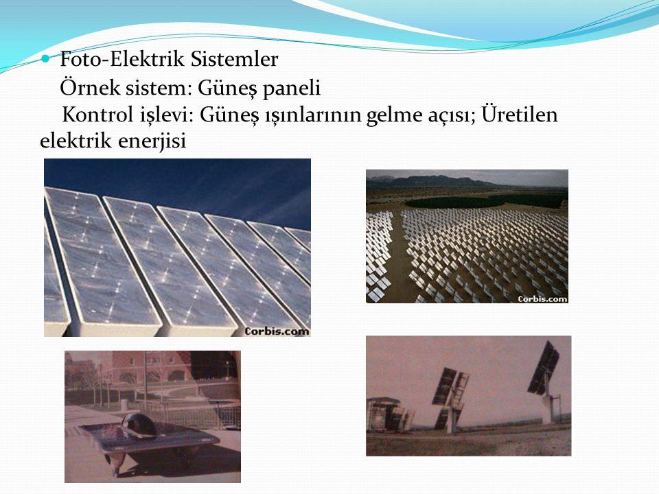Foto-Elektrik Sistemler