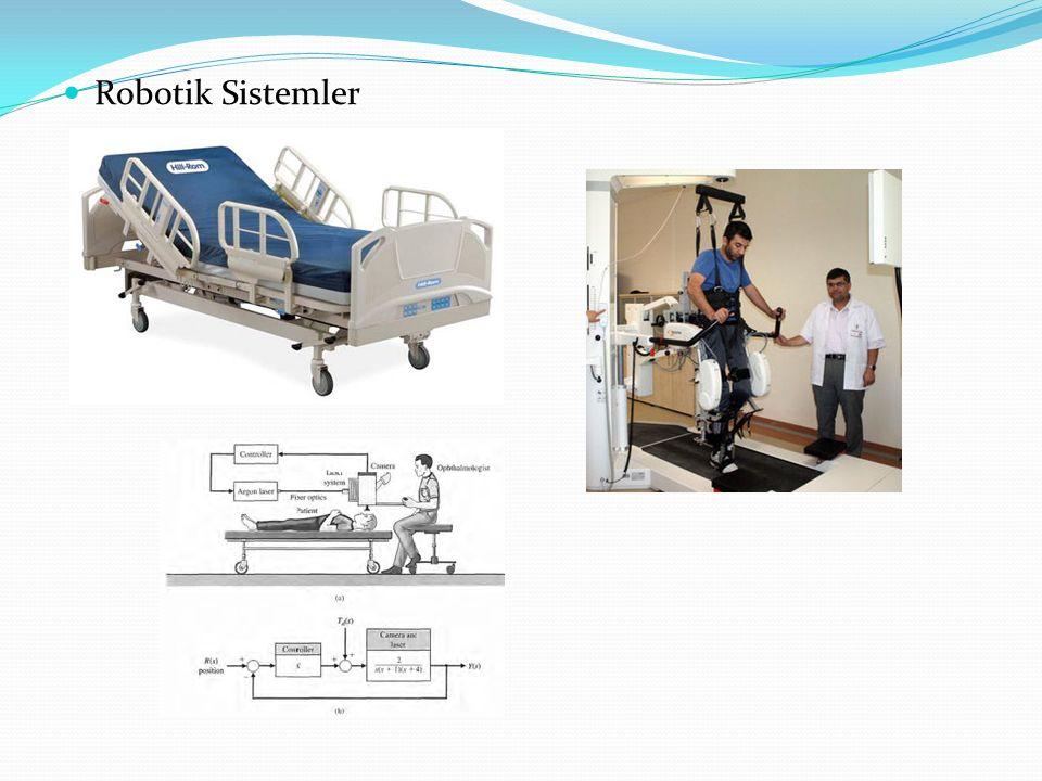 Robotik Sistemler