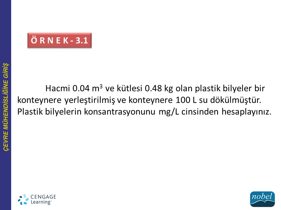 Ö R N E K - 3.1