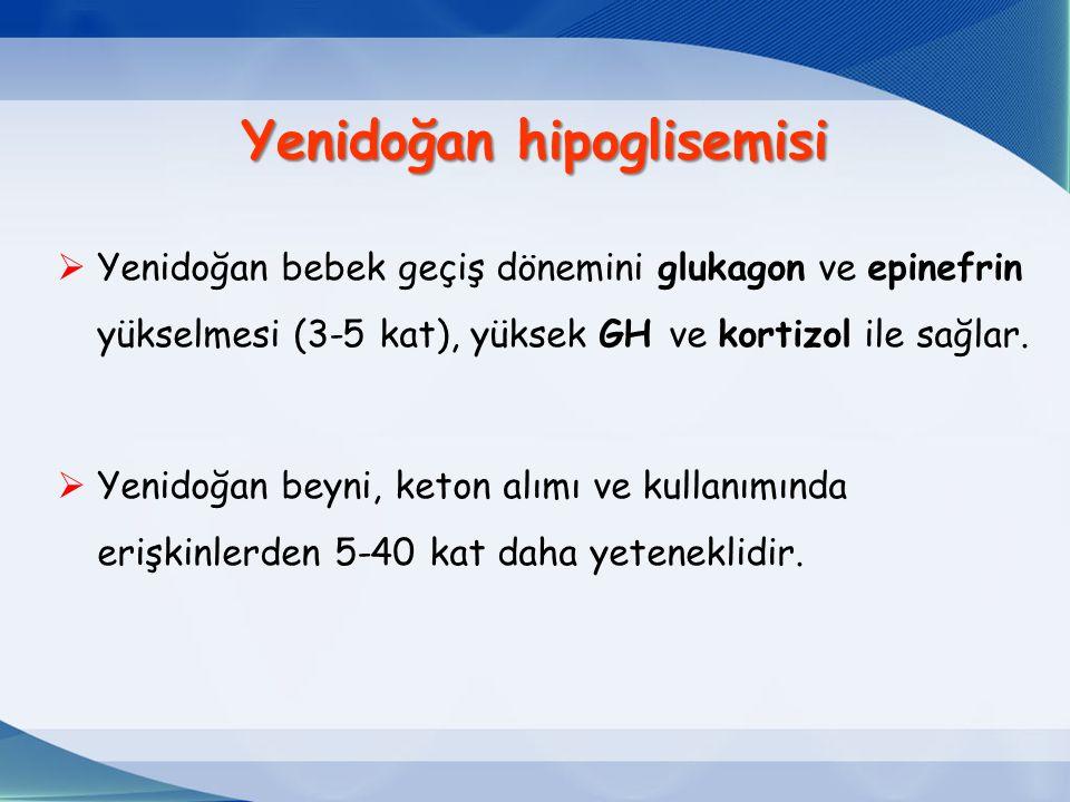 Yenidoğan hipoglisemisi