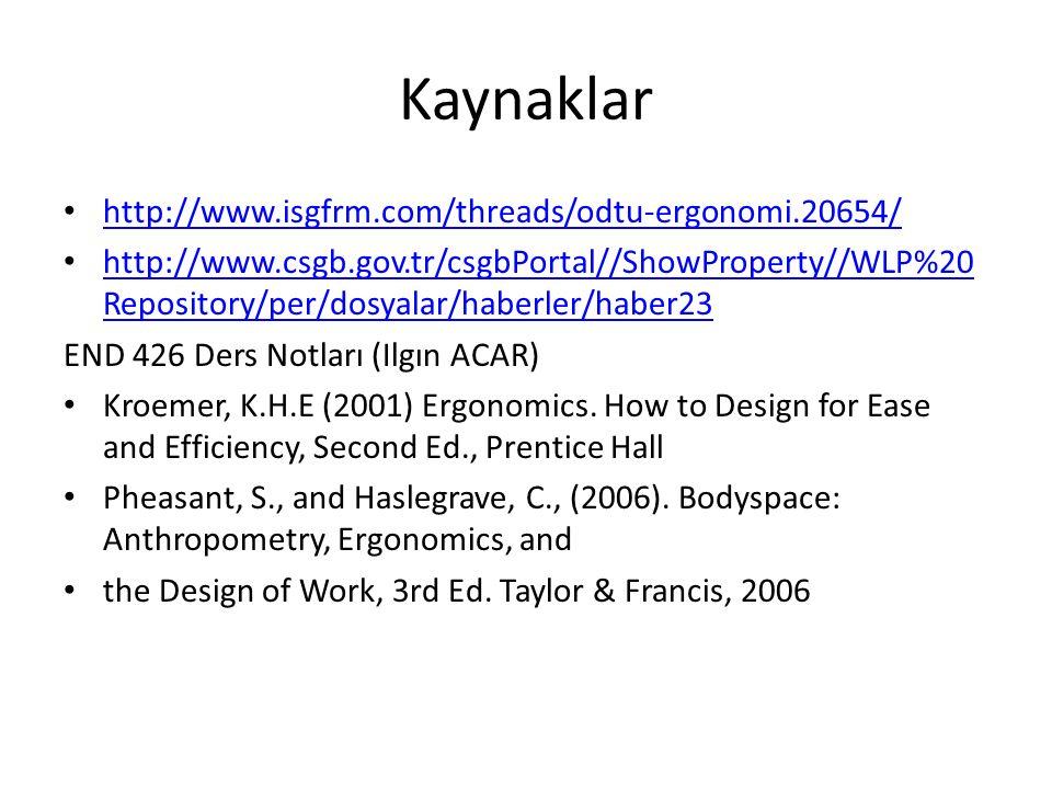Kaynaklar http://www.isgfrm.com/threads/odtu-ergonomi.20654/