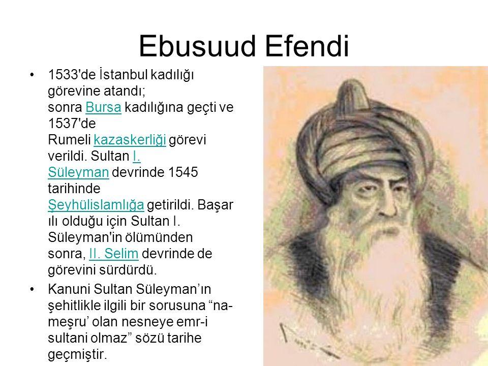 Ebusuud Efendi